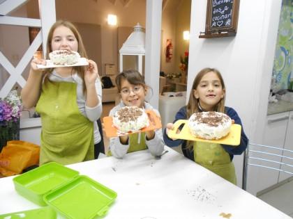 Cocina para chicos